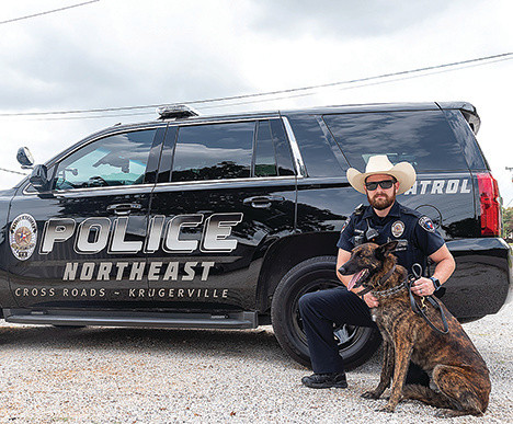 NEPD adds K9 to detect drugs