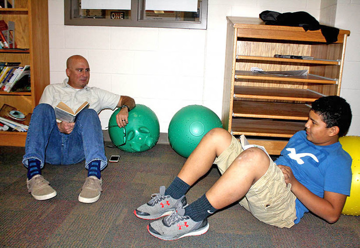 A positive impact: Mentors help guide students at PPISD
