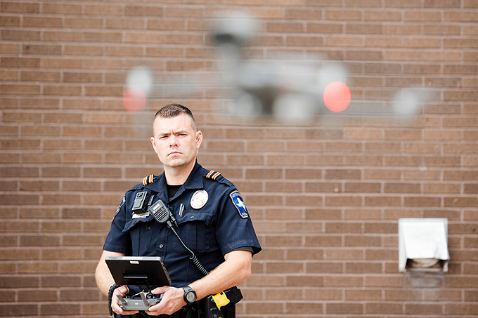 NEPD considers using drones