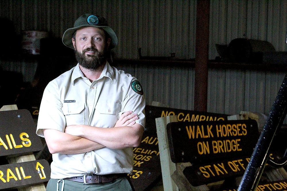 Ray Roberts State Park Ranger