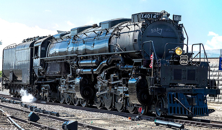 Union Pacific Big Boy No. 4014 set to stop in Pilot Point