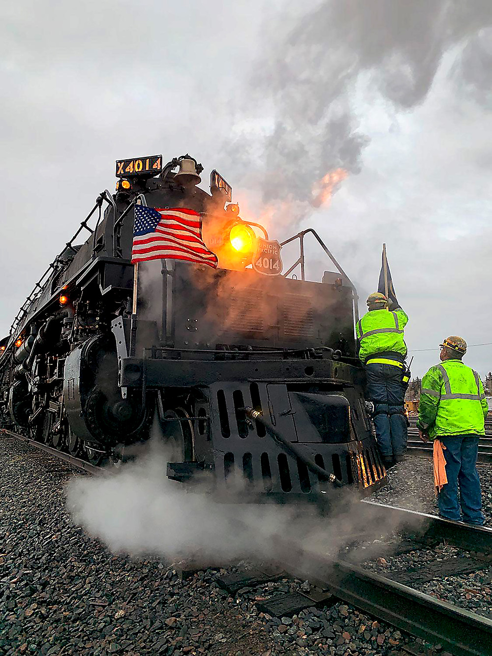 Union Pacific Big Boy No. 4014