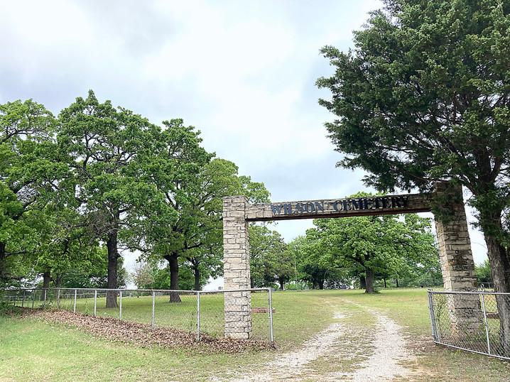 Wilson Cemetery earns historical distinction