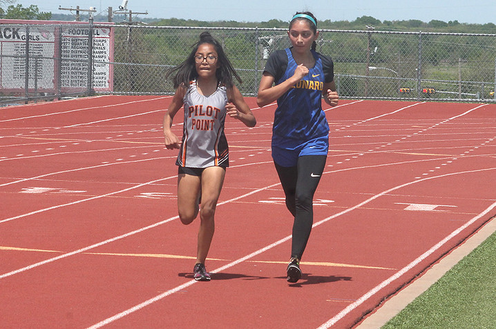 Track teams move on to regionals