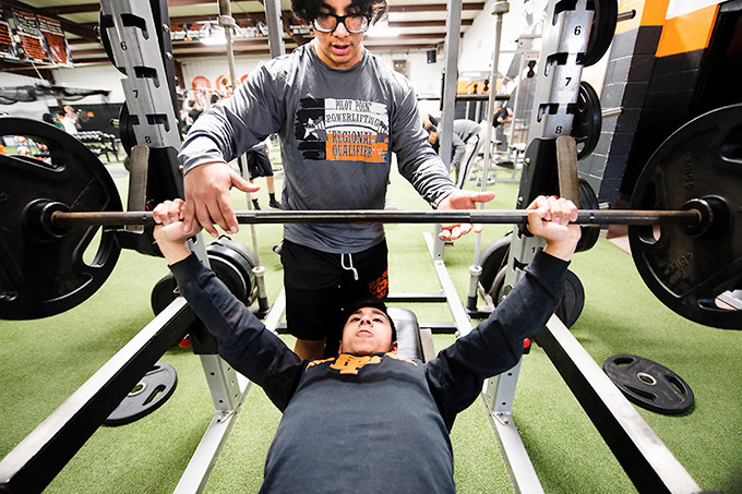 Pilot Point sending two powerlifters to state competition