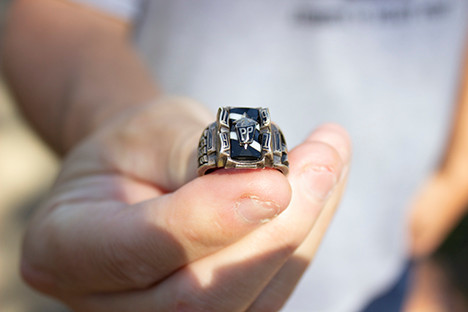 Lost and found: Ring back home