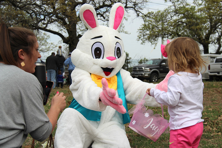 Cross Roads hosts first Easter Eggstravaganza