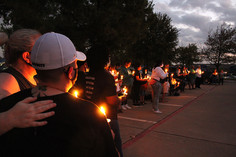 Providence mourns murder victims at vigil