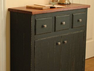 【Cabinet 3drawers / 2doors】