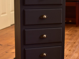 【 4 Drawers Cabinet 】