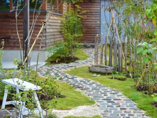 Gardening in Niigata