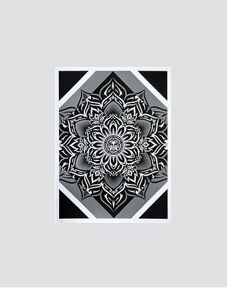 OBEY | Lotus Diamond Silver