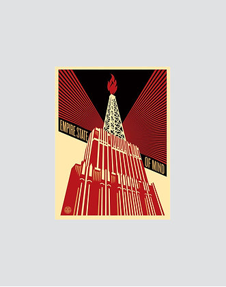 OBEY | Empire State of Mind