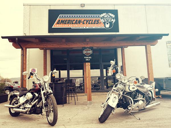 Officina Harley Davidson®