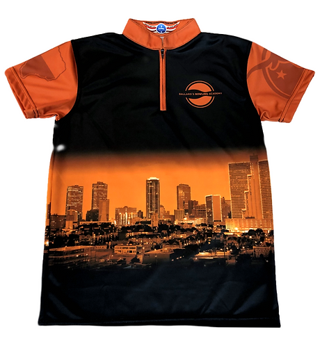 BBA Jersey - Orange City Print