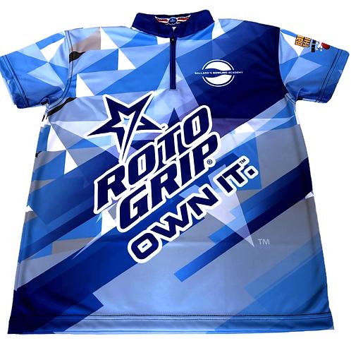 BBA Jersey - RotoGrip Blue Print