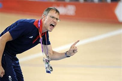 the Olympic coach