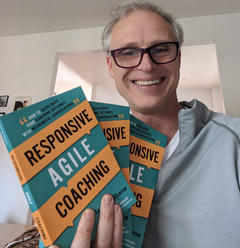 My agile coaching book
