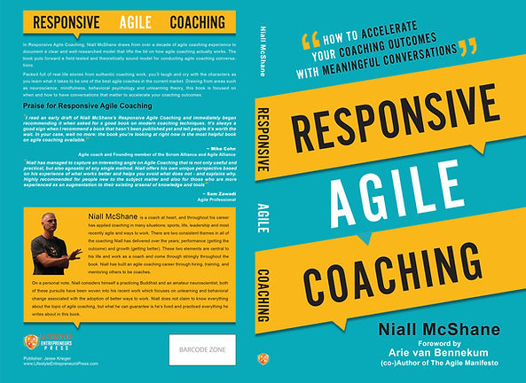 Responsive Agile Coaching - Full Cover S