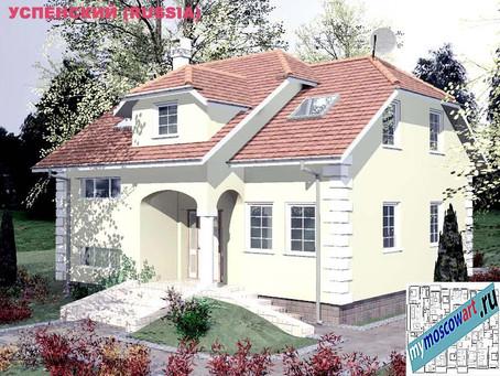 Проект дома - Успенский