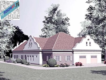 Проект дома - Буске