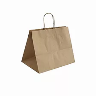 Shoppers carta kraft Avana - Take Away - Mis.37x33x32