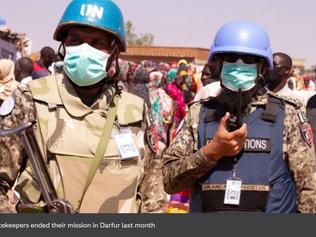 Sudan's Darfur region: 'More than 80 killed' in clashes