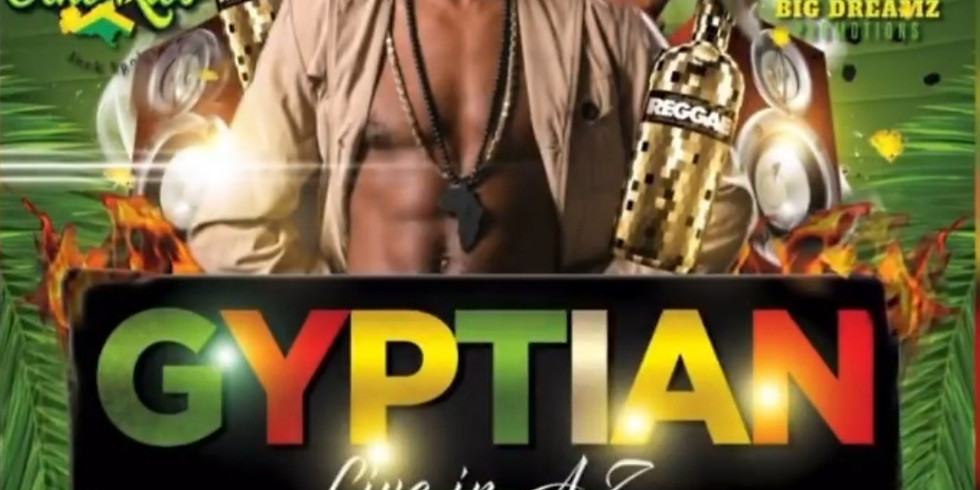 Gyptian Live in AZ