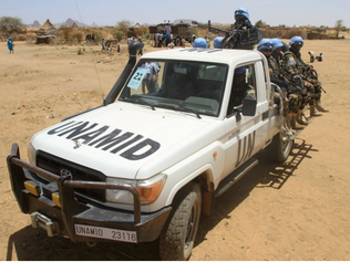 UN-AU mission in Sudan's Darfur ends mandate after 13 years