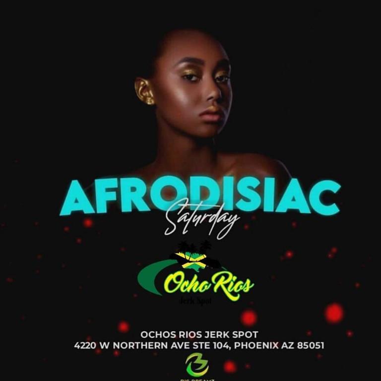 Afrodisiac Saturday's Afro Hours
