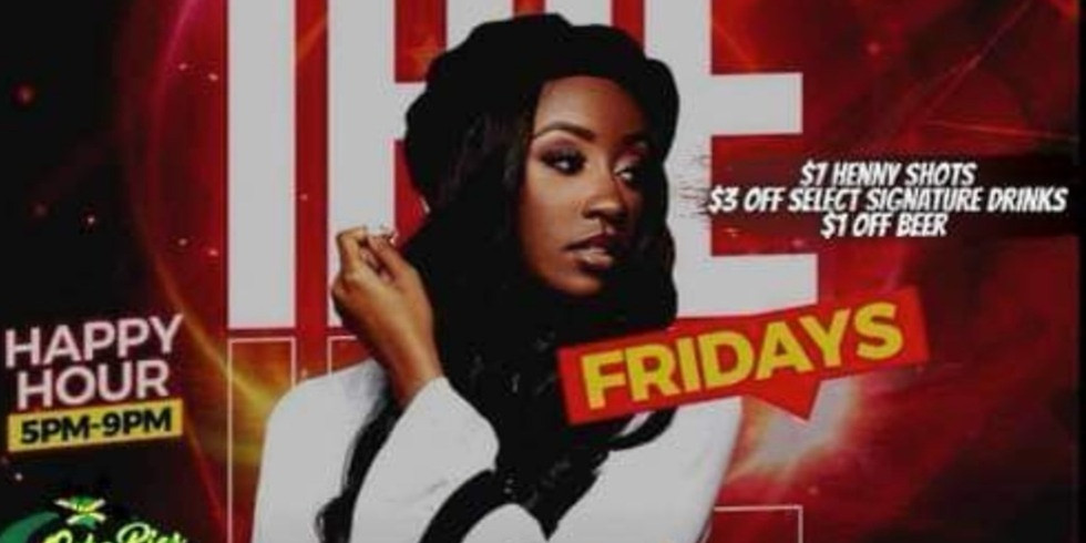 Irie Fridays