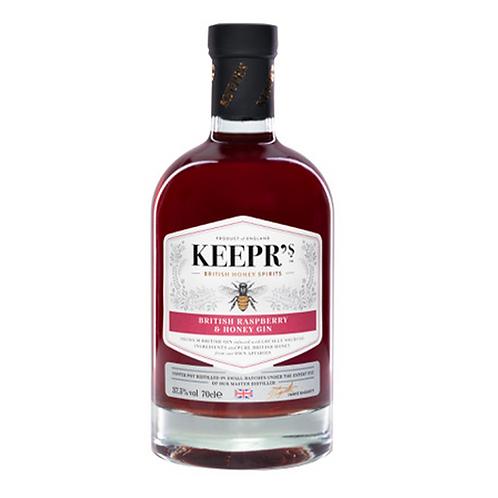 Keepr's British Raspberry & Honey Gin 37.5% Vol