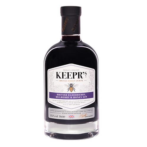 Keepr's Elderberry, Mulberry & Honey Gin