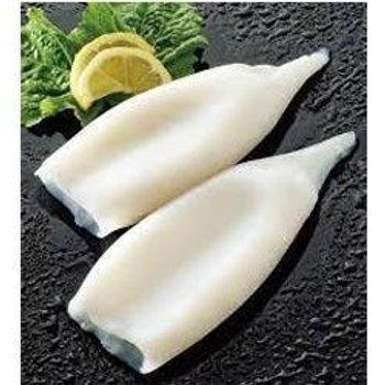 Squid tubes (per kg)