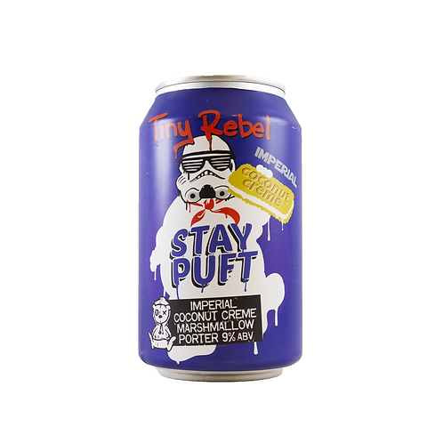 Tiny Rebel Imperial Coconut Crème Stay Puft Porter 5.2%