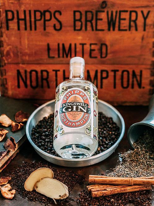 Phipps Kingswell Dry Gin 42%