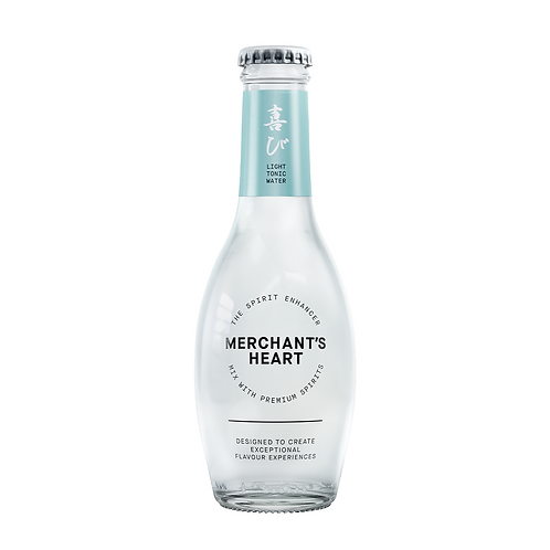 Merchant Hearts Light Tonic water