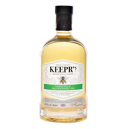 Keepr's Green Tea & British Honey Gin