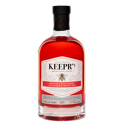 Keepr's British Strawberry, Lavendar & Honey Gin