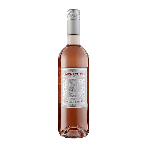 Monrouby, Grenache Rosé IGP Pays d'Oc