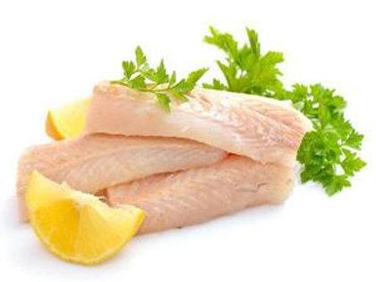 Haddock loins skinless (per kg)