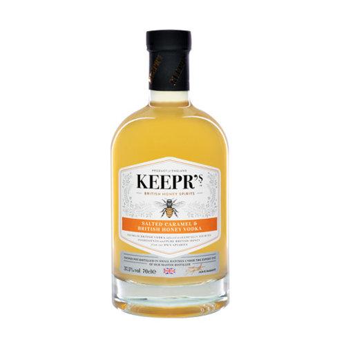 Keepr's Salted Caramel & British Honey