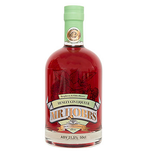 Mr Hobbs Raspberry & Elderflower Gin Liqueur