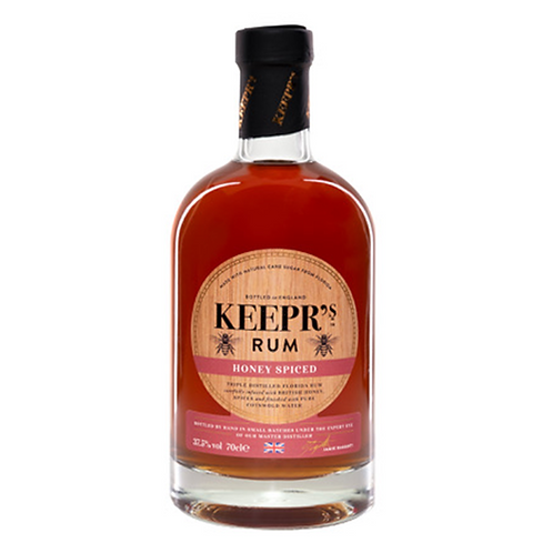 Keepr's Honey Spiced Rum