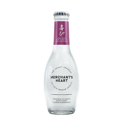 Merchant Hearts Pink Peppercorn Tonic water