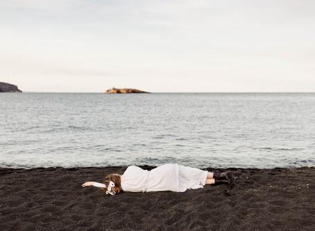 yielding dreams-a self portrait series