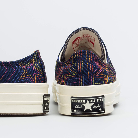 Fall 2019 Chuck 70 Rainbow Star