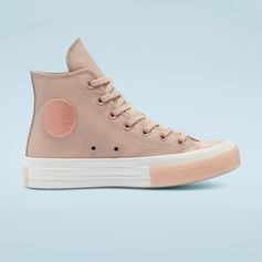 Converse Women's Holiday 2020 Leather + Translucency Collection