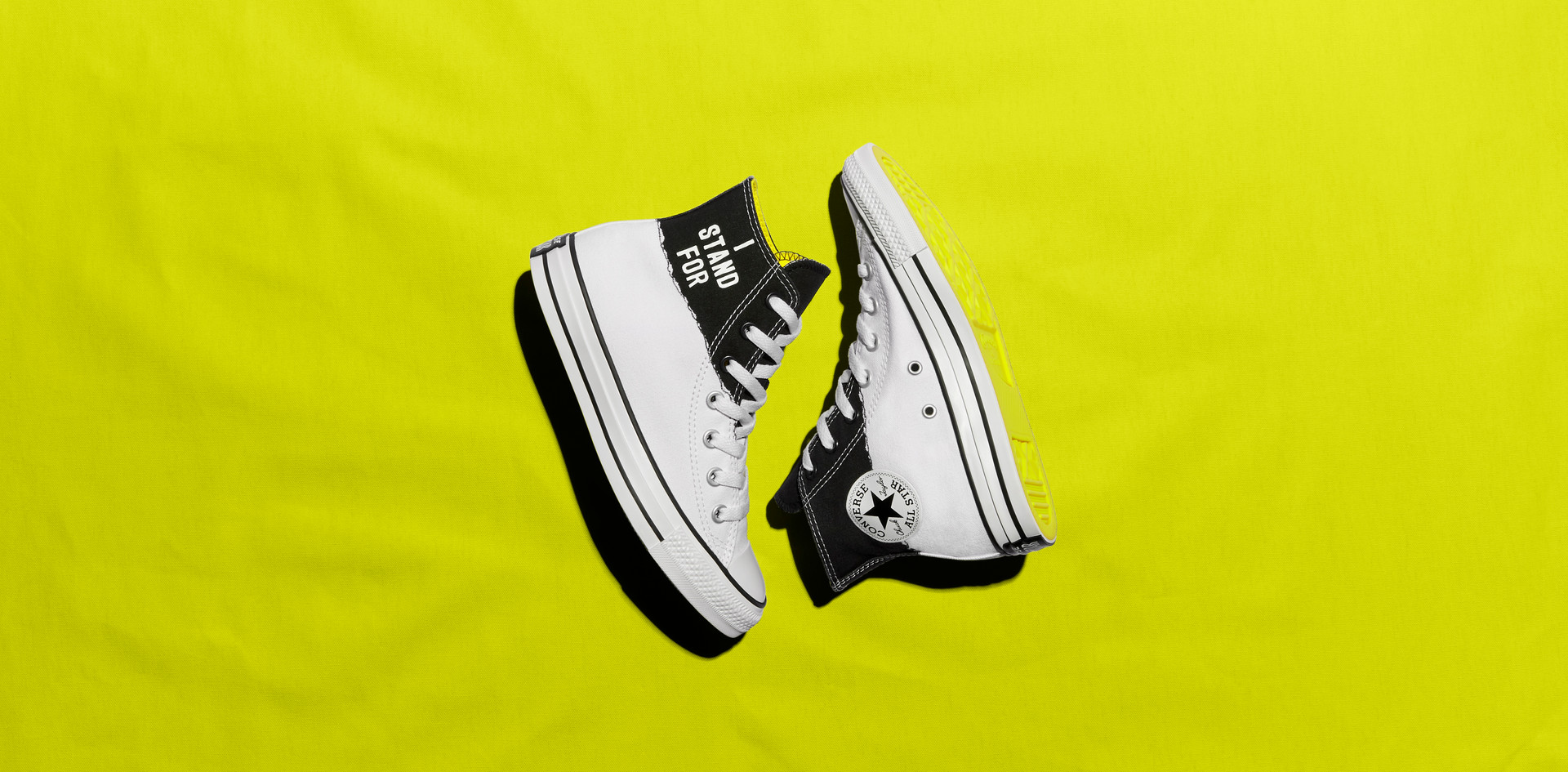 Final Product Shot of Chuck Taylor Hi for Converse.com