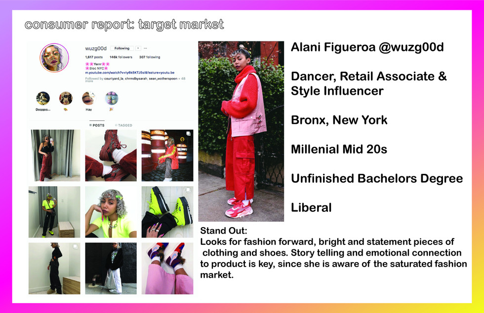 Example for Students of a Consumer Report